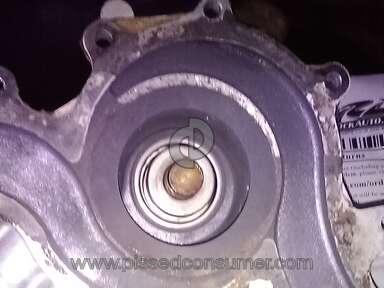 Rockauto Car Water Pump review 209454