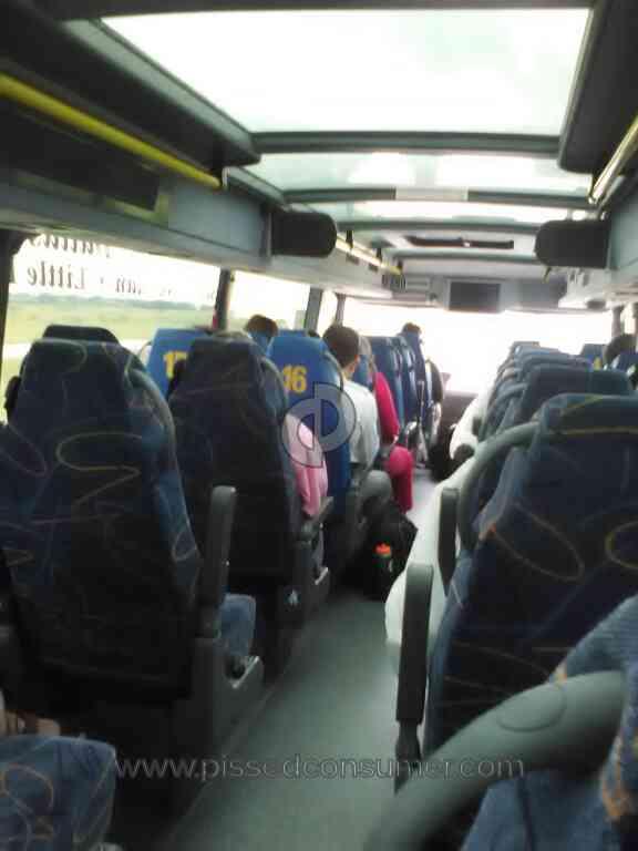 2 Nebraska Megabus Bus Service Reviews and Complaints