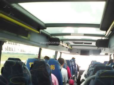 Megabus - Bus Service Review from Terrytown, Nebraska