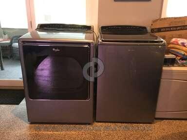 Whirlpool Wtw8500Dc Washing Machine review 410146