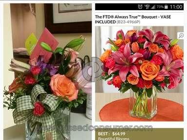 Ftd Flowers / Florist review 93951
