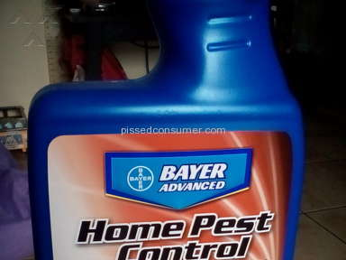 Bayer Advanced Home Pest Control Insecticide review 156810