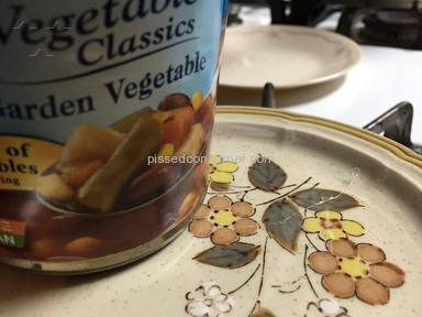 Progresso Vegetable Classics Garden Vegetable Soup review 126129