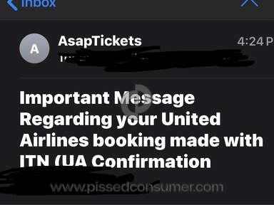 Asap Tickets Flight Booking review 545418