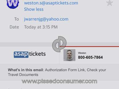 Asap Tickets Flight Booking review 808062