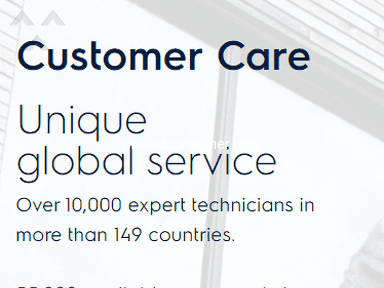 Electrolux - Customer Service