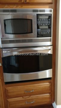 Ge Appliances Microwave