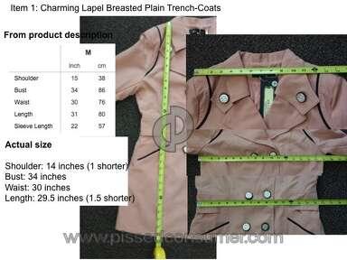 Fashionmia Shirt review 134795