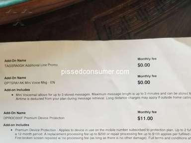 Brightstar Device Protection - Useless company