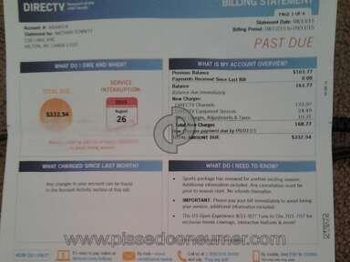 Directv Telecommunications review 86021