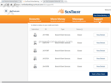 SunTrust Checking Account review 100887