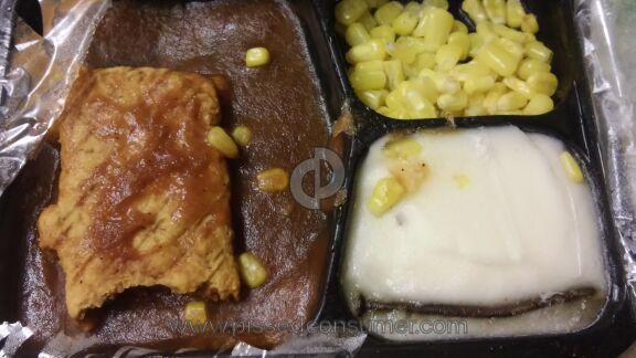 Banquet Meals Salisbury Steak Frozen Meal