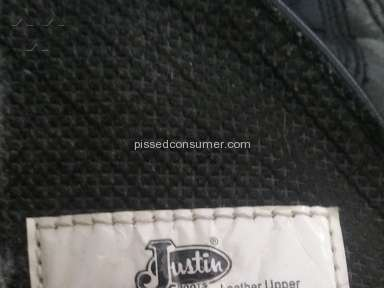 Justin Boots Aqha Boots review 126755