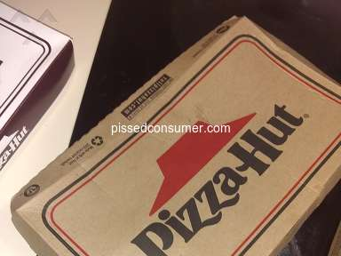 Pizza Hut No Contact Delivery Service review 789452