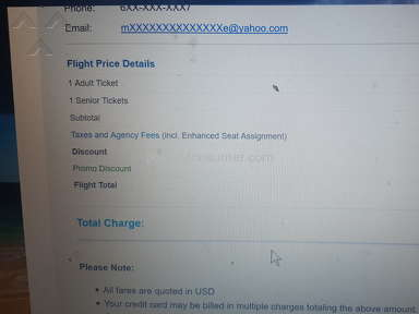 Cheapoair Flight Booking review 230612