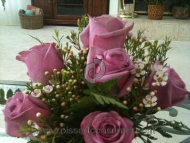 Wesley Berry Flowers Arrangement review 6319