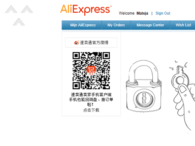 Aliexpress - Their 'buyer protection' and customer service are nonexistent