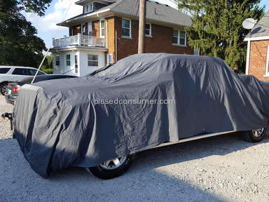 Seal Skin Covers Pickup Truck Cover review 227230