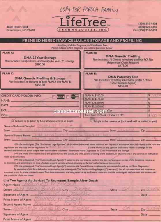 1336 LabCorp Reviews and Complaints @ Pissed Consumer