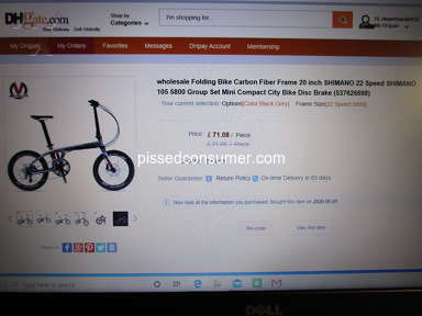 DHgate Shipping Service review 620937