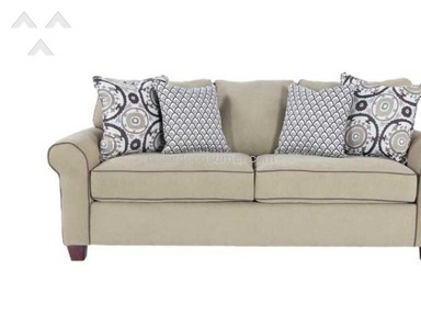 American Furniture Warehouse - Simmons Upholstery Alexander Froth Fabric Sofa Review from Aurora, Colorado