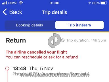 eDreams Flight Booking review 842032