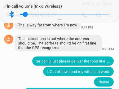 DoorDash Delivery Service review 394616