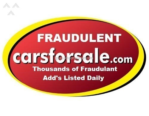 1 Arizona Carsforsale Website Review Pissed Consumer