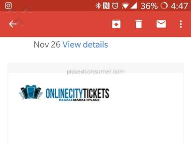 OnlineCityTickets Disney On Ice Concert Ticket review 246710