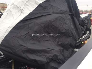 Seal Skin Covers - Snowmobile Cover Review