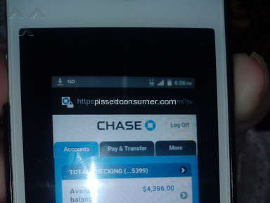 Chase Bank - Simple Review #1469150715