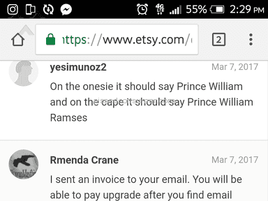Etsy - Rowanmayfairs Prince William Ramses Outfit Review
