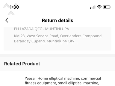 Lazada Philippines Auctions and Marketplaces review 911968