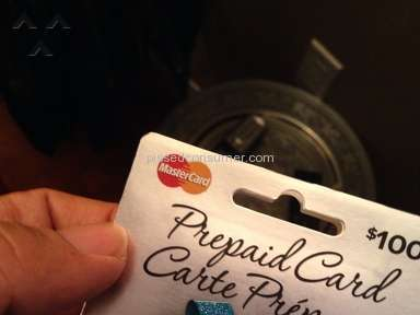 Vanilla Mastercard Gift Card review 103717