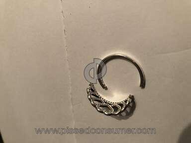 Pandora Jewelry - Broken ring