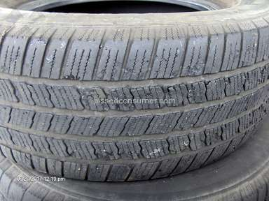 Michelin Tires - DON'T COUNT ON MICHELIN 70,000 MILE TIRES TO ACTUALLY LAST 70,000 MILES: