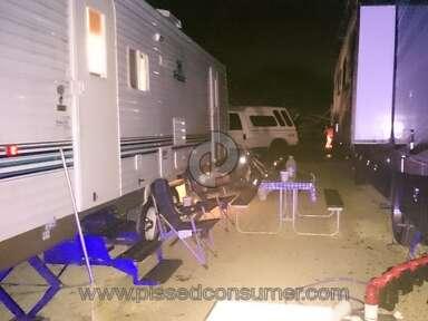 Kampgrounds Of America - STACKED IN LIKE CORD WOOD SUGARLOAF KEY KOA