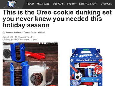 Nabisco - Unavailability of a product since Day 1 of announcement