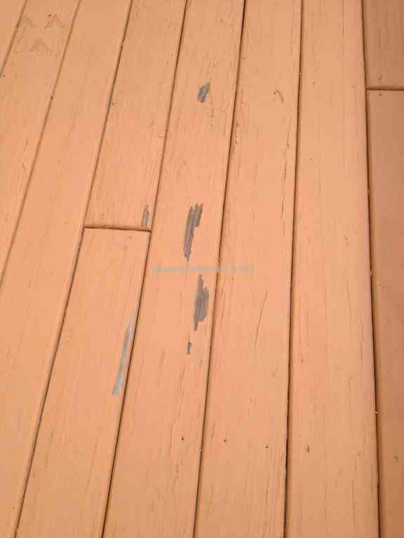 Behr Porch And Patio Paint Quart: Deck Over Peels Off Within 7-8 Months...! Jun 26