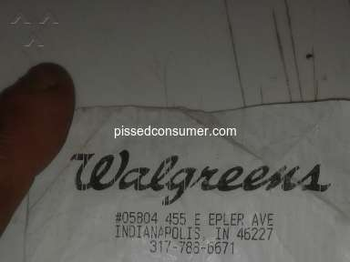 Walgreens Amazon Gift Card review 485537