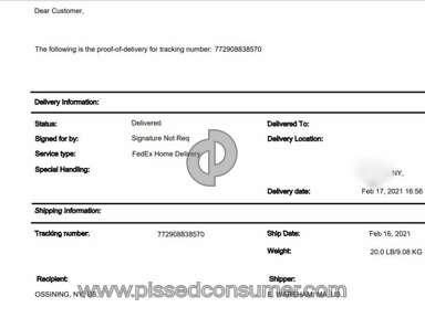 FedEx Transportation and Logistics review 919048