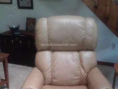 Lazboy Recliner review 136045