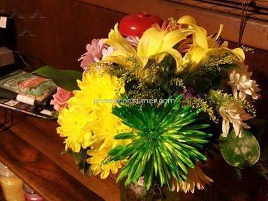 From You Flowers Birthday Flowers Review from Los Angeles, California