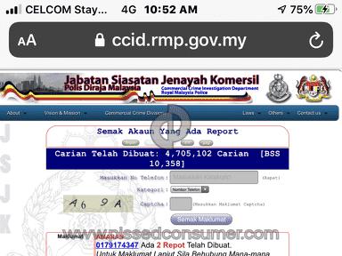 Lazada Malaysia Profile review 731277