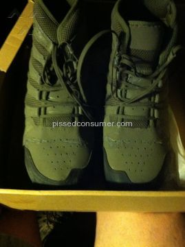 New Balance Abyss Boots