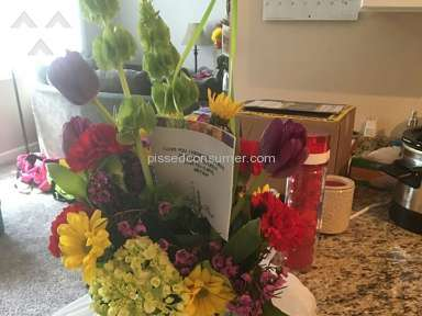 From You Flowers Best Wishes Bouquet review 131683