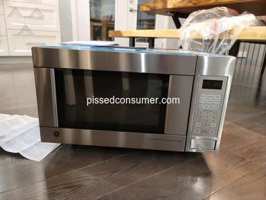 Ge Appliances Microwave review 851430