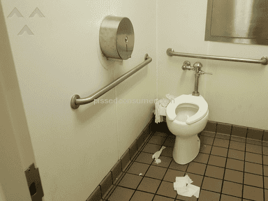 Mcdonalds Sanitary Conditions Review from San Leandro, California