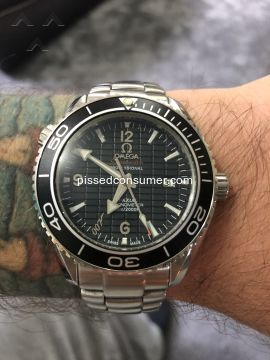 Omega Watches Seamaster Watch