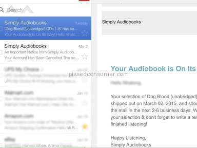 Simply Audiobooks Periodicals & Publishing review 63823